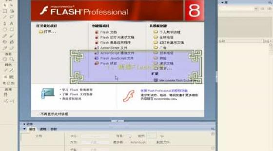 网络狂人大全集Flash8--特效技术版
