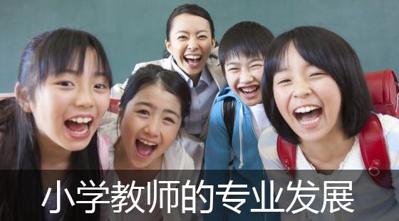吴婷婷小学教师的专业发展