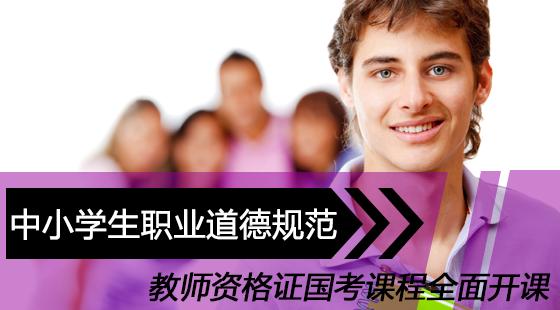 中小学职业道德规范核心内容徐超