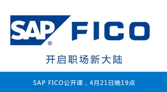 SAP顾问之FICO财务管理公开课视频0421